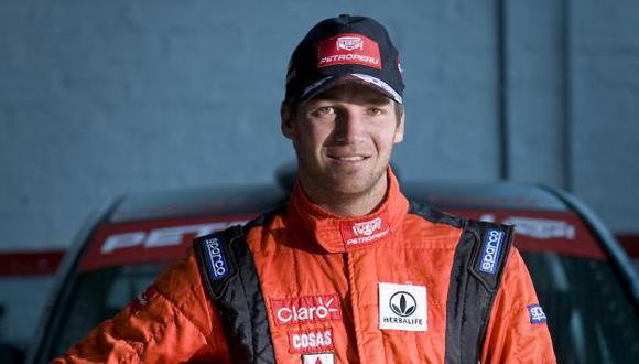 Nicolás Fuchs correrá el rally de México. (USI)