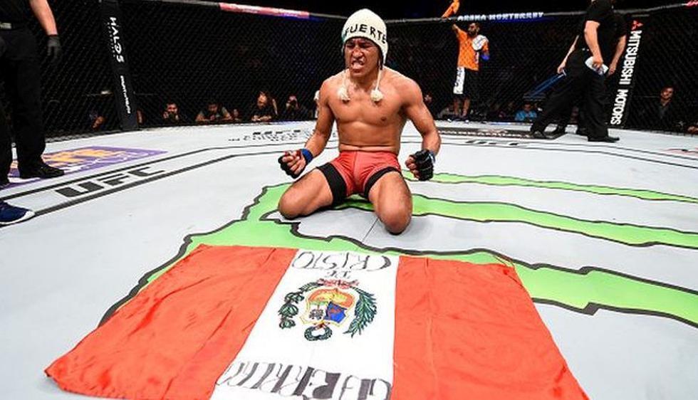 Enrique Barzola   El 'Fuerte' se coronó como el campeón del TUF Latinoamérica 2. (Facebook: Enrique Barzola)