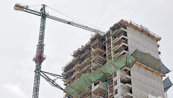 Informe.21: Sector construcción da primeras manifestaciones de recuperación. (USI)