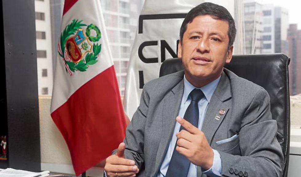 """Guido Aguila: """"En el CNM venimos cargando una cruz"""". (USI)"""