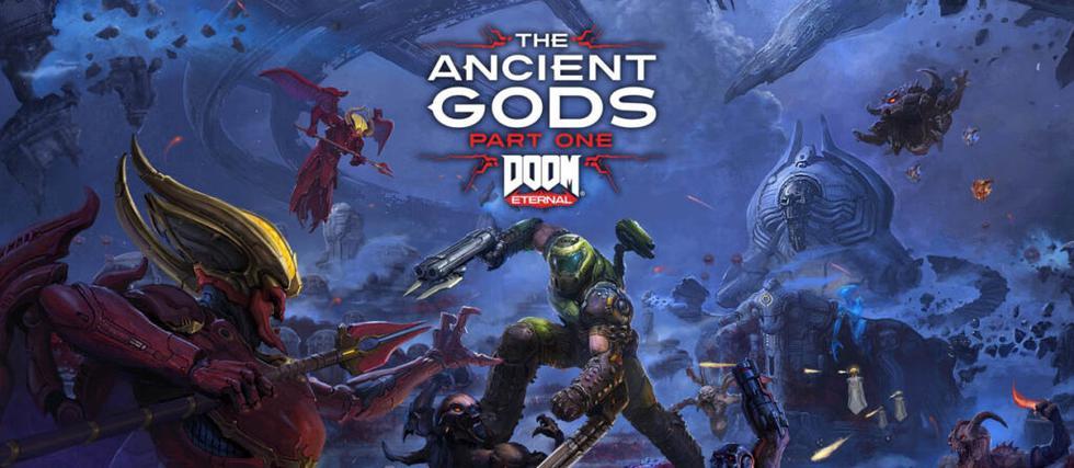Lo nuevo de Doom Eternal, The Ancient Gods, ya se encuentra disponible.