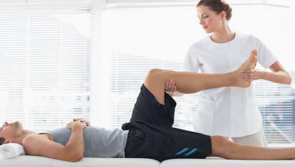 Pacientes con este mal debe realizar fisioterapia. (USI)