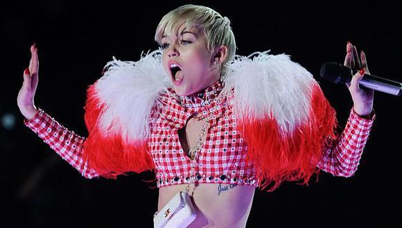 Miley Cyrus nuevamente fue internada en el hospital. (AP)