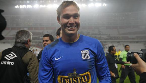 George Forsyth aclaró que ser alcalde de La Victoria no lo alejará del futbol. (Perú21)