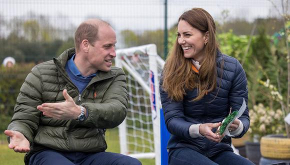 Anmer Hall es el lugar perfecto para que los duques de Cambridge se relajen y estén aislados de los paparazzi. (Foto: AFP)