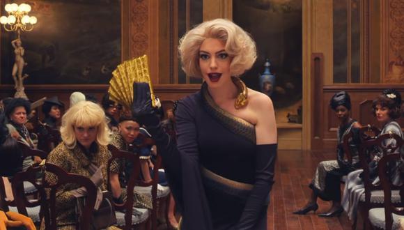 """""""Las brujas"""" llegará en octubre al catálogo de HBO Max, pero en América Latina aún no se conoce la fecha de estreno. (Foto: Captura de pantalla / YouTube)."""