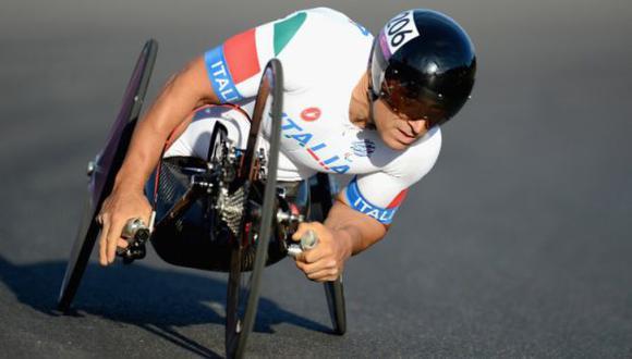 Alex Zanardi perdió sus miembros inferiores en un accidente vehicular. (Getty Images)