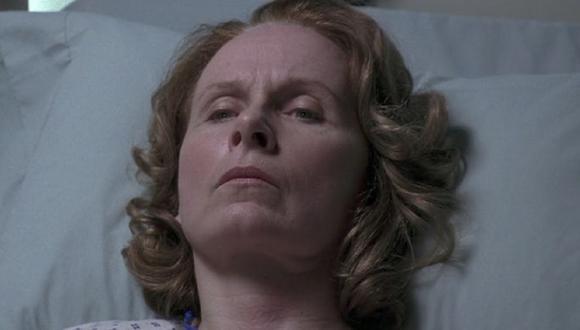 """Kate Burton volverá a interpretar a Ellis Grey en la temporada 18 de """"Grey's Anatomy"""" (Foto: ABC)"""