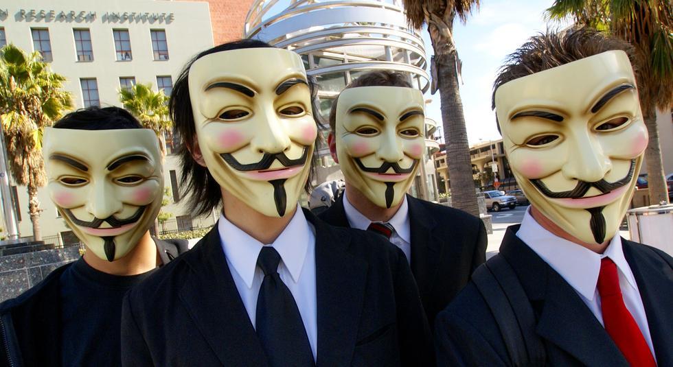 Anonymous: ¿Cómo opera una de las redes de hackers más conocida y grande del mundo? (Wikipedia)