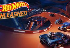 'Hot Wheels Unleashed' se deja ver en su primera secuencia de juego [VIDEO]