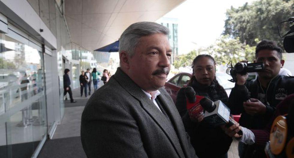Alberto Beingolea postula al Congreso por el PPC. (GEC)