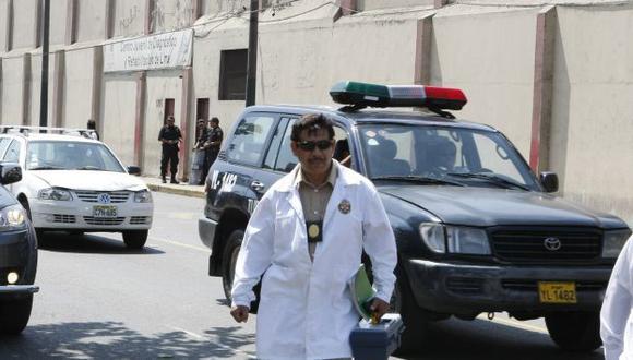 INVESTIGADOS. Interrogarán a personal de seguridad del centro. (Luis Gonzáles)