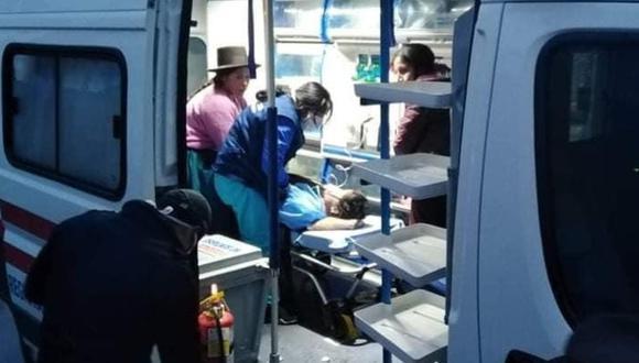 Apurímac: Adolescente de 17 años muere tras ser impactada por rayo; mientras que otra menor de 10 años queda gravemente herida.