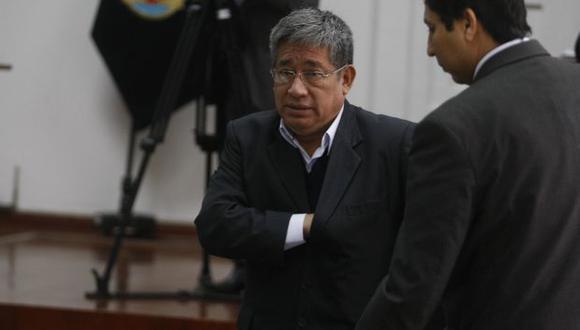 Se complica la situación de Miguel Facundo Chinguel. (Mario Zapata)