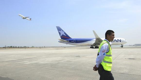 AVANCES. Iniciarán las obras en el primer terminal aéreo del país. (USI)
