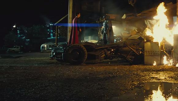 Finalmente se conoce parte de la trama de Batman v Superman