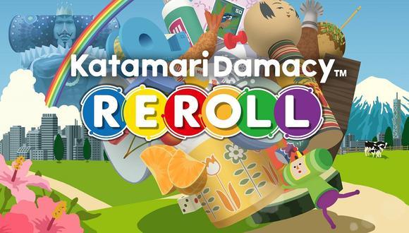 'Katamari Damacy Reroll' saldrá a la venta en noviembre,