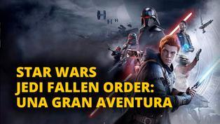 Star Wars Jedi Fallen Order: Una gran aventura [VIDEO]