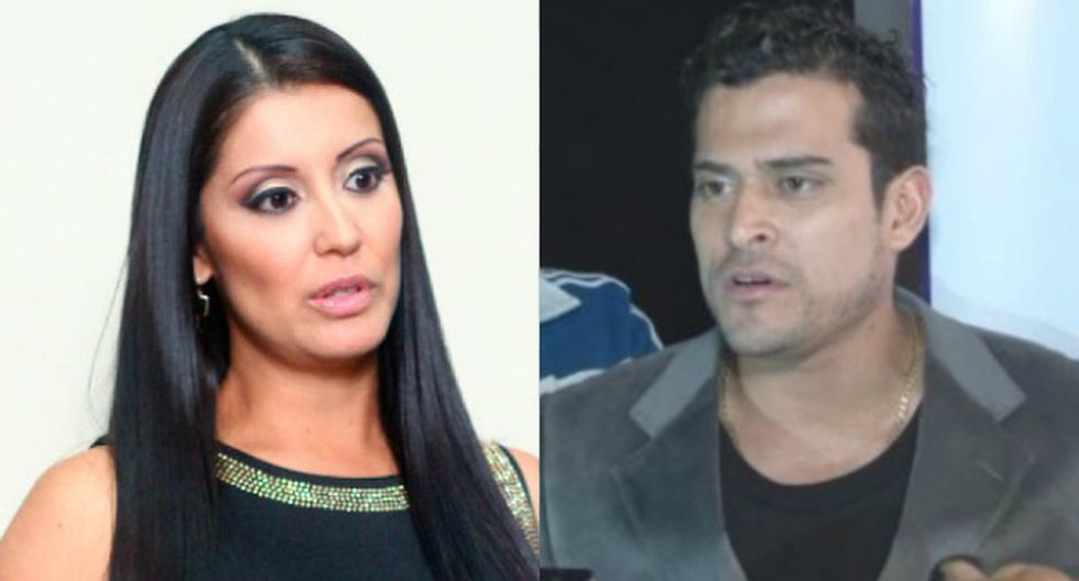 Karla Tarazona le prohíbe a Christian Domínguez visitar a su hijo sin supervisión de otra persona (Composición)