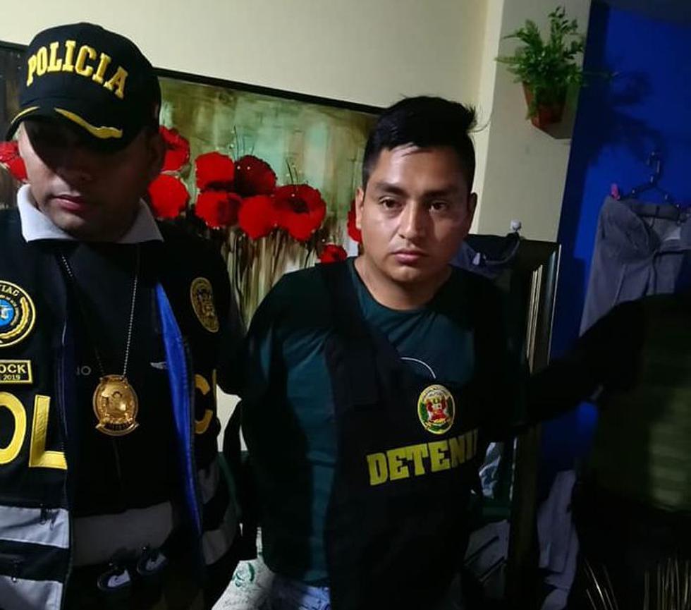 Dieciséis de sus miembros cayeron ayer en la megaoperación de la Policía y la Fiscalía. (Foto: Ministerio Público.