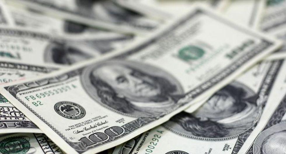 TENDENCIA A LA BAJA. El tipo de cambio continuaría retrocediendo este año en el mercado. (Bloomberg)