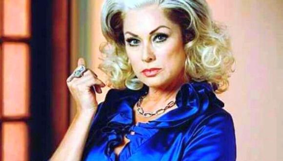 Lety Calderón habló de la idea de trabajar junto a Yadhira Calderón, la esposa de su exesposo (Foto: Televisa)