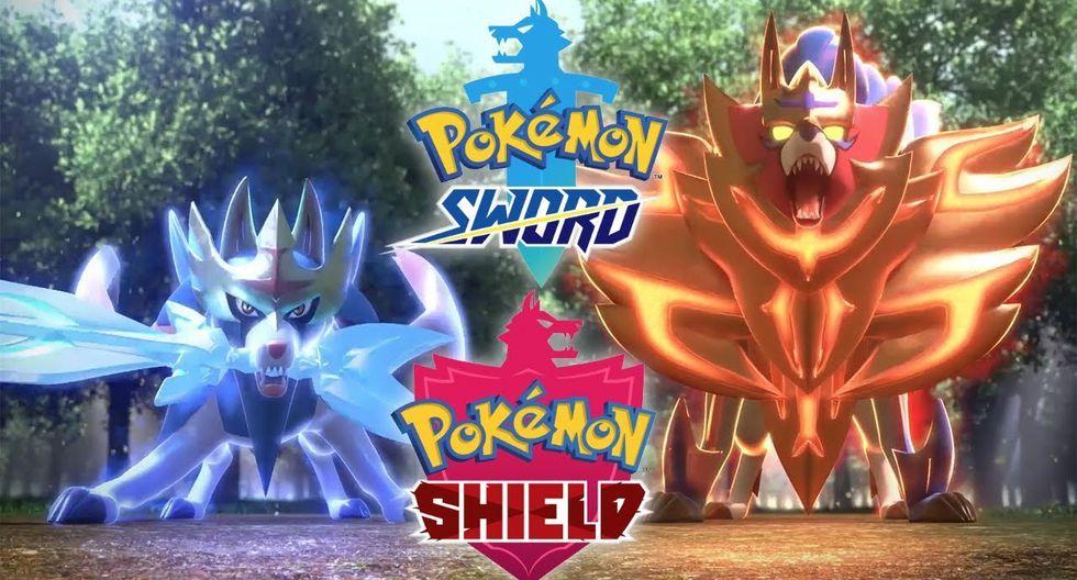 'Pokémon Sword & Shield' estarán disponibles desde el 15 de noviembre para Nintendo Switch.