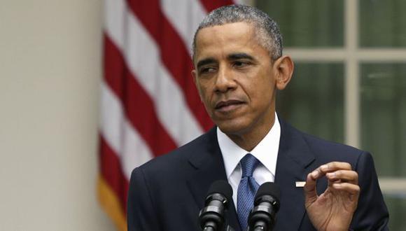 Barack Obama, presidente de EEUU, saludó fallo del Tribunal Supremo que legaliza el matrimonio homosexual en todo el país. (Reuters)