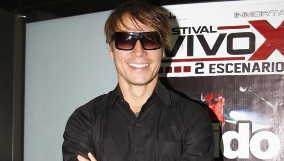 El vocalista de Libido restó importancia al auge del reggaeton. (Créditos: USI)