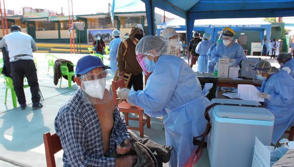El gobierno envió brigadas de salud a Arequipa para reforzar la atención debido al incremento de contagios y fallecidos por coronavirus. (Foto archivo GEC)
