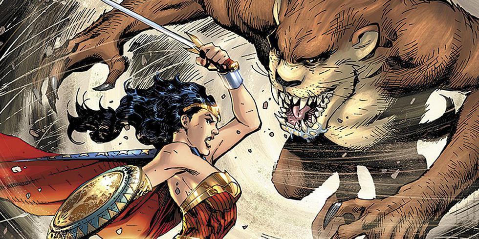 'Wonder Woman': La superheroína que cambió el paradigma de la mujer en los cómics. (DC Comics)