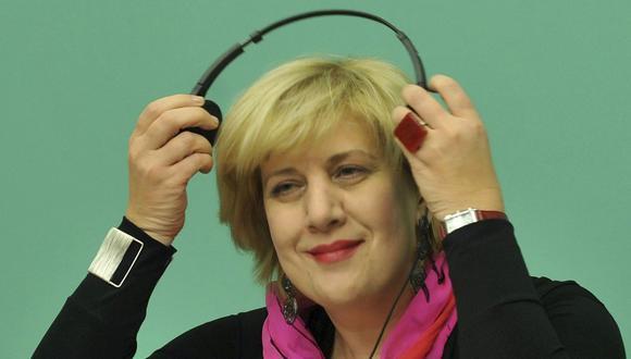 La comisaria de Derechos Humanos del Consejo de Europa, Dunja Mijatovic. (Foto: EFE)
