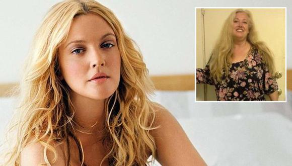 Hermanastra de Drew Barrymore fue hallada muerta en su propio auto. (nacion.com/fondostv.com)