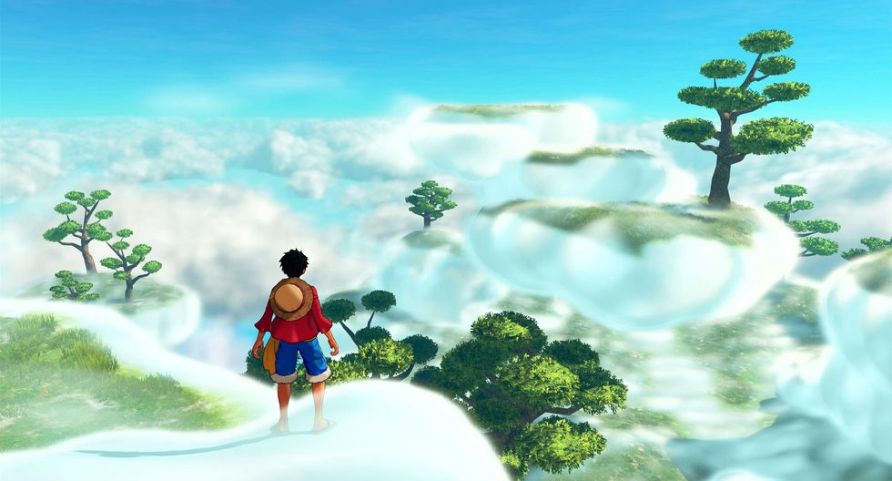 'One Piece World Seeker' llegará a PlayStation 4, Xbox One, y PC vía STEAM el próximo 15 de marzo.