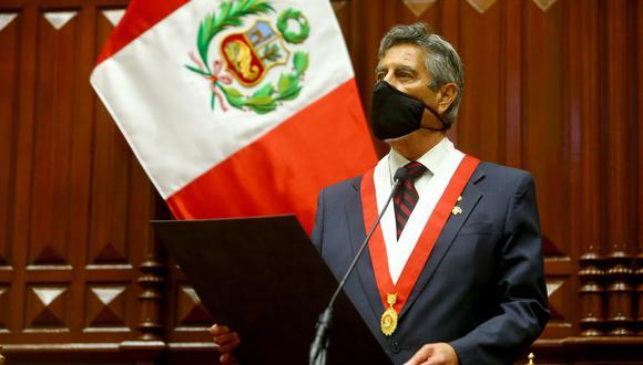 Organismos internacionales y países reconocen a Francisco Sagasti como presidente del Perú. (Foto: Presidencia de República).