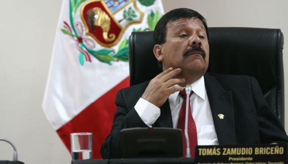 MALA PRAXIS. Legislador nacionalista pidió favorecer a exfiscal. (David Vexelman)