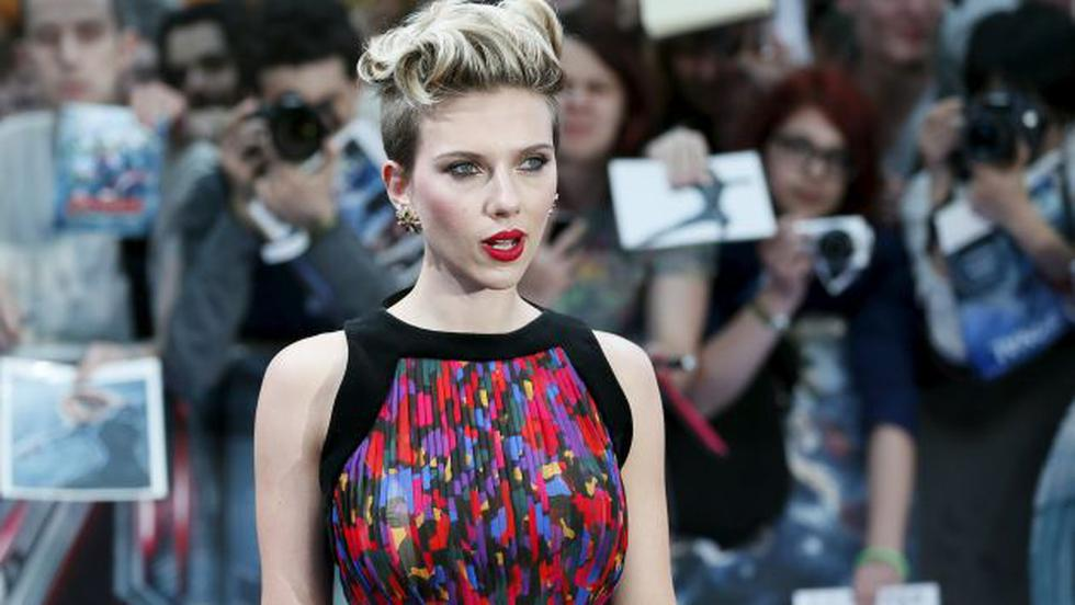 Scarlett Johansson habló sobre la pobreza que vivió en la niñez. (Reuters)