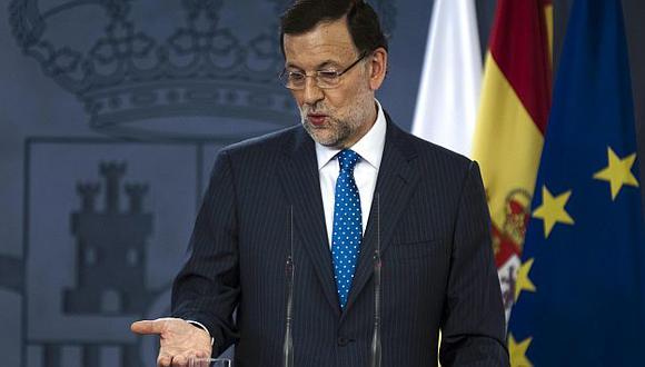 Rajoy fue salpicado por el escándalo de corrupción del caso Bárcenas. (EFE)