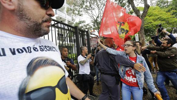 Los arrestos fueron registrados en los estados de Paraná (10), Brasilia (2), Ceará, Paraíba, Pernambuco, Santa Catarina y Sao Paulo. | Foto: AP