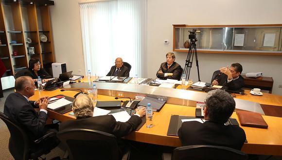 El debate de los tribunos duró cerca de tres horas y fue transmitido en vivo (Difusión).