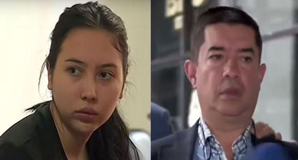 Aída Merlano hija y el médico Javier Cely como posibles cómplices en fuga de la exlegisladora Aída Merlano. | Composición
