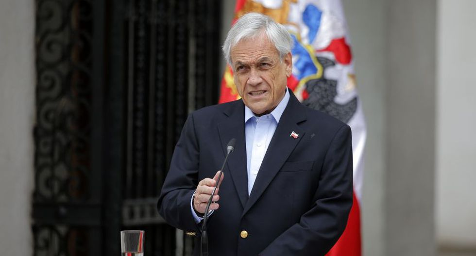 Sebastián Piñera canceló el APEC 2019. (Foto: AFP)