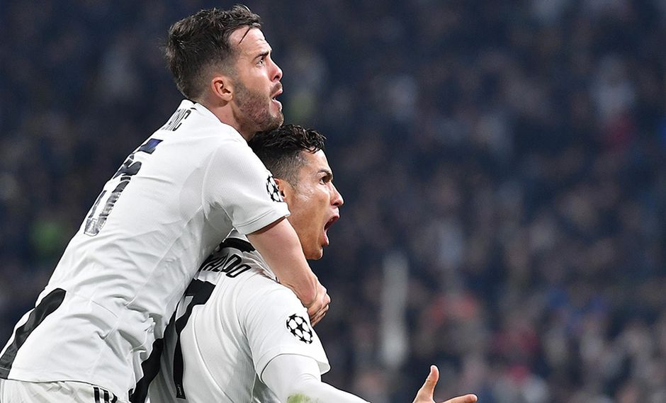 Cristiano Ronaldo aseguró que vivió una noche mágica. (Foto: EFE)