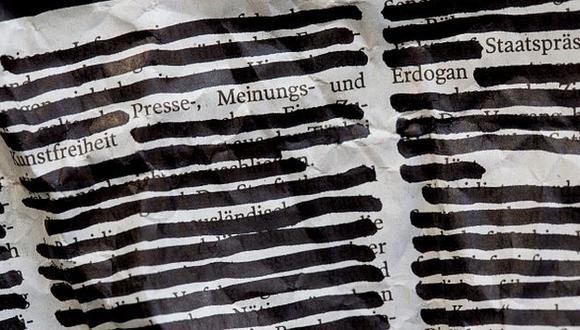 Libertad de prensa en el mundo cae a nivel más bajo en 12 años, según informe. (Gettyimages)
