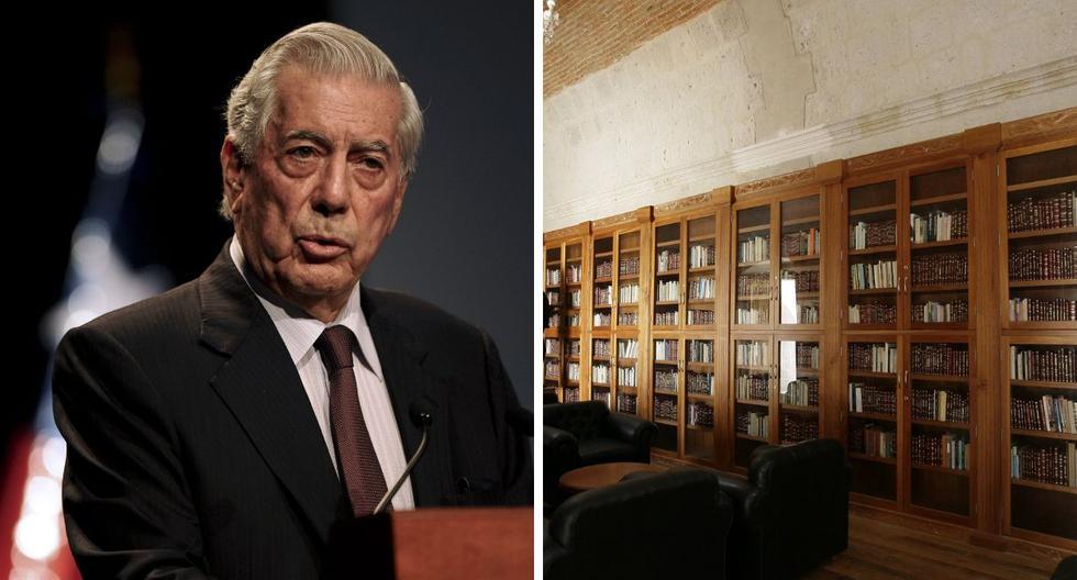 Dos atractivos turísticos sobre el Nobel de Literatura, Mario Vargas Llosa. (Archivo / El Comercio)