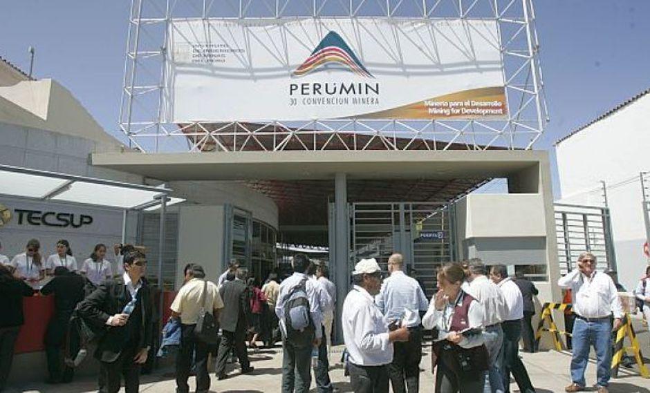Perumin se realizará desde el lunes 16 hasta el viernes 20 de septiembre.