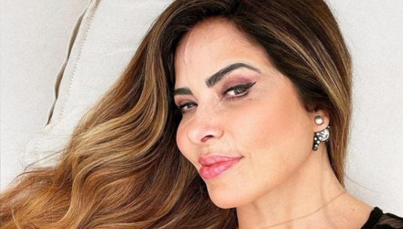 La cantante mexicana fue muy famosa durante los años 90 (Foto: Gloria Trevi / Instagram)