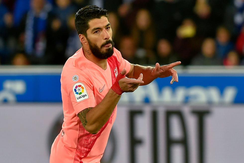 Barcelona venció 2-0 al Alavés y están a un paso de ser campeones de LaLiga Santander. (AFP)