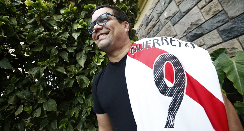 "Sandro Ventura: ""Hoy los chicos se pelean por ser Guerrero, Cueva o Carrillo"" (PikoTamashiro/Perú21)"