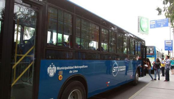 La ACTU anunció la suspensión del servicio de transporte de los Corredores. (GEC)
